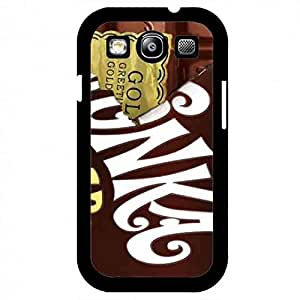 Movie Series Willy Wonka Samsung Galaxy S3 Case,Willy Wonka Funda For Samsung Galaxy S3