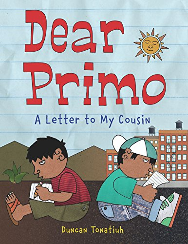 Dear Primo Letter My Cousin ebook product image