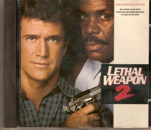 Lethal Weapon 2 by Various Artists [1989] Audio CD