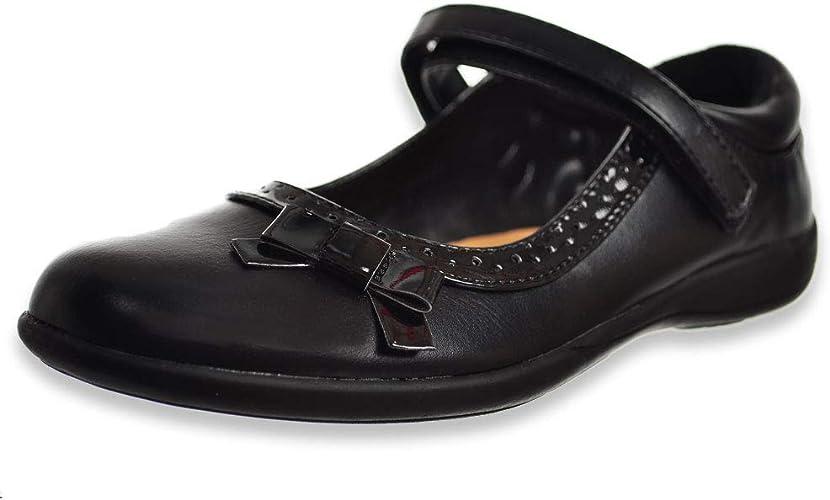 NINA Girls' P-Luna School Shoes | Oxfords