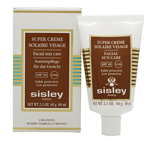 Spf10 Sun Protection Cream (Sisley Super Creme Facial Sun Care SPF 10)