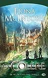 La trilogie Valisar, Tome 3 : La Colère par McIntosh