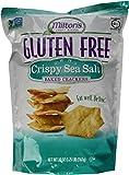 Milton's Gluten Free Crispy Sea Salt Baked Crackers, 1.2 Pound