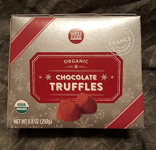 Whole Foods Organic Chocolate Truffles Price