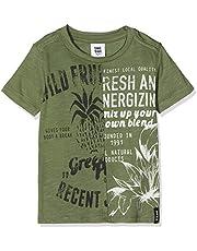 Tuc Tuc Camiseta Punto PIÑA NIÑO Verde Fresh Fruits