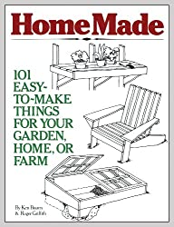 Image of the product HomeMade: 101 Easy to that is listed on the catalogue brand of Storey Publishing, LLC.
