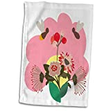 3dRose Amar Singha Art - Flower - Victor Design Of A Bunch Of