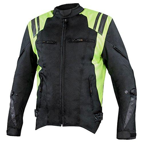 Green Motorcycle Jacket - 9