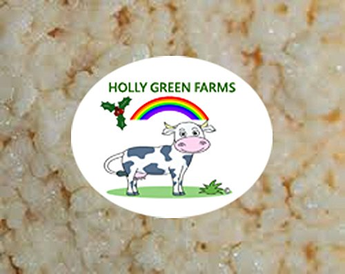 LIVE Healthy Organic Raw Milk Kefir Grains from Grass-Fed Cows, Family Farm