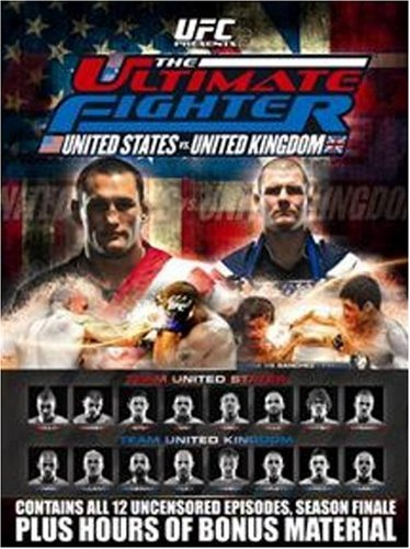 The Ultimate Fighter: United States vs. United Kingdom