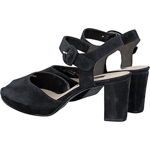Gabor Noir 61 mode femme 700 sandales rx0rwqvHY