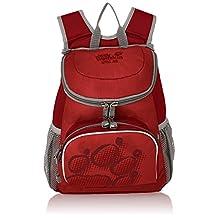 Jack Wolfskin Little Joe Kids Backpack One Size Red Fire