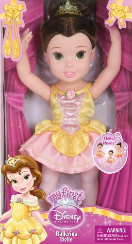 Buy My First Disney Princess Ballerina Belle Toddler Doll Online At Low Prices In India