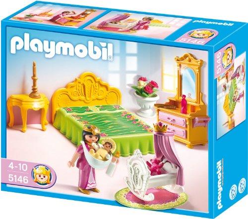 Playmobil princess schlafzimmer neues weltdesign 2018 - Schlafzimmer in brauntonen ...