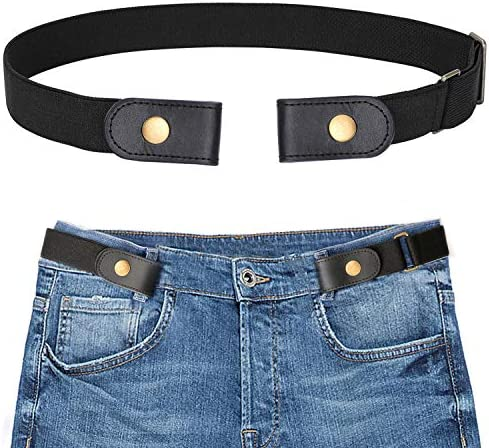 Buckle free Elastic SANSTHS Comfortable Invisible product image