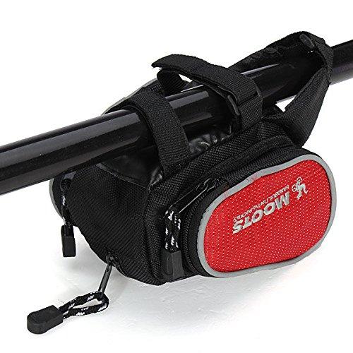 PhilMat Extensible sac de vélo de montagne de la capacité sac avant de bicyclette étanche à l'eau