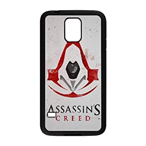 Samsung Galaxy S5 Assassin's Creed pattern design Phone Case HAC13SJ16679
