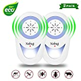 2019 Upgraded Ultrasonic Pest Repeller Plug in - Electronic Pest Control Rеpеllent Mosquito