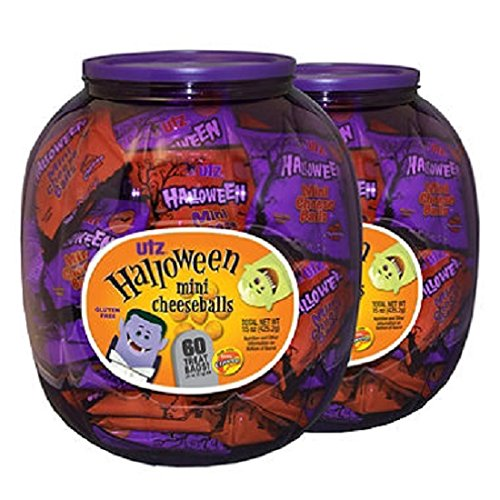 Halloween Mini Cheese Balls - 120 ct. vevo (Pumpkin Cheese Ball Halloween)