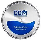 Dixie Diamond Manufacturing O353036187R Professional Wet Cutting Asphalt Overlay Blade, 36-Inch x 0.187-Inch
