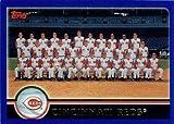 2003 Topps # 637 Cincinnati Reds TC (Team Photo Card) Cincinnati Reds - Baseball Card