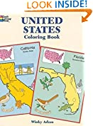 #4: United States Coloring Book (Dover History Coloring Book)
