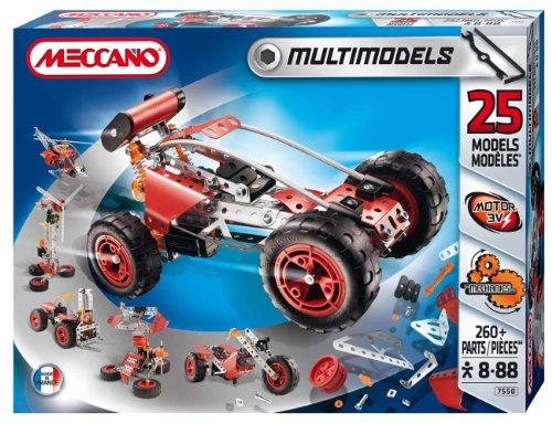 25 ModelosJuego Meccano De Construcción837550 Set 5AjL4R