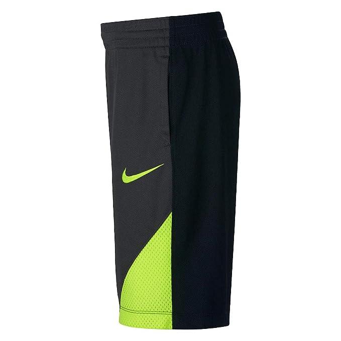 fd852be2d4e62 Amazon.com  Nike Boy`s Graphic Dri-Fit Training Shorts (Cool Grey ...