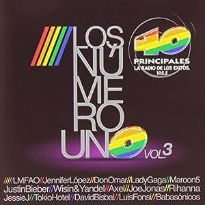 Vol. 3-Los No 1-40 Principales