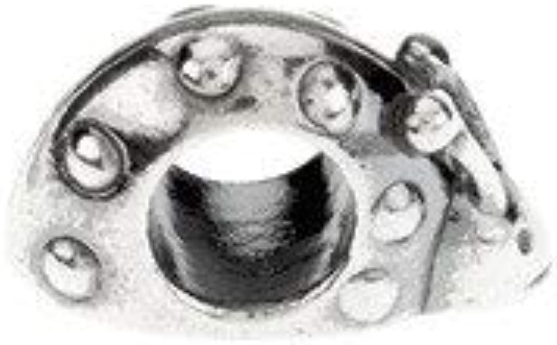 Sterling Silver Kera/Â Sterling Silver Ladybug Bead