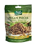 Fresh Gourmet Honey Roasted Pecan Pieces, 3.5 Ounce-6 Packages