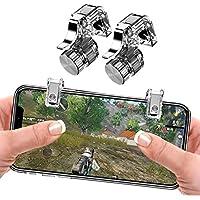 Geeky PUBG Mobile Game Controller (Model 2, Metal)