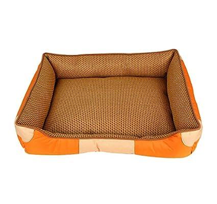 ANLEI - Cama para Mascotas de caseta para Mascotas, fácil de Limpiar, Uso Universal