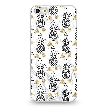 coque iphone 5 marbre ananas