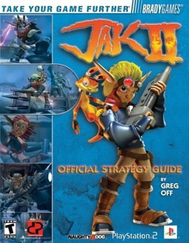 Jak II(tm) Official Strategy Guide by Off, Greg (October 18, 2003) Paperback