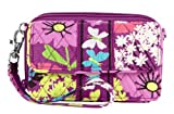 Vera Bradley All In One Crossbody in Flutterby