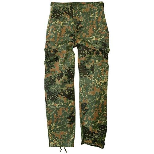 Mil-Tec BDU Ranger Combat Pantalons Flecktarn