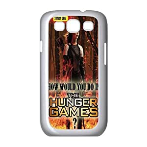 Steve-Brady Phone case Movie The Hunger Games For Samsung Galaxy S3 Pattern-20
