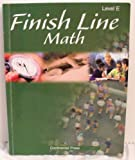 Finish Line Math, Continental Press Staff, 0845492802
