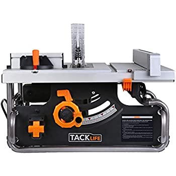 Goplus Electric Table Saw 8500 Rpm Mini Portable Benchtop Tablesaw
