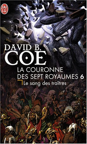 Read Online La Couronne DES Sept Royaumes 6/Le Sang DES Traitres (French Edition) ebook