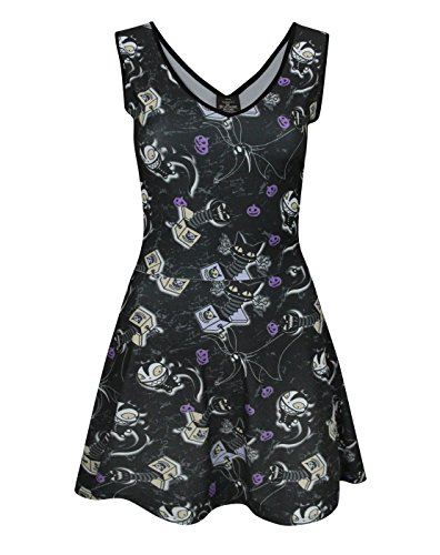 Mujeres - Disney - Nightmare Before Christmas - Vestido (XXXL)
