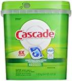 powerball ca - Cascade ActionPacs Dishwasher Detergent Fresh Scent 85 Count