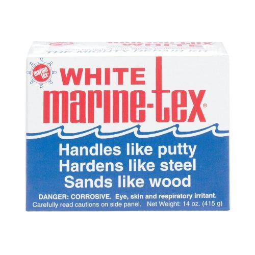 Marine-Tex RM306K Marine-Tex - White, 14 ()