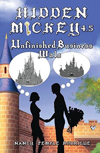 HIDDEN MICKEY 4.5: Unfinished - Mickeys Hidden Disney