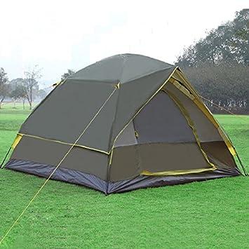 ZHUCHANGJIANG ZC&J Camping automático al aire libre 3-4 personas utilizan tiendas de campaña,