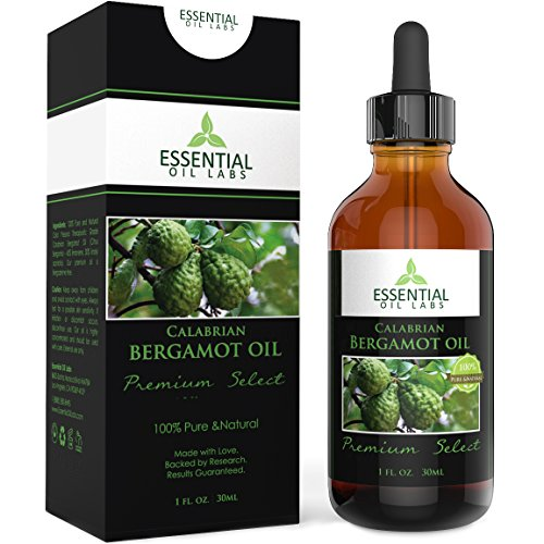 Bergamot Oil Bergamia Therapeutic Essential