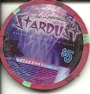 $5 stardust resort and casino las vegas casino chip new years 2005