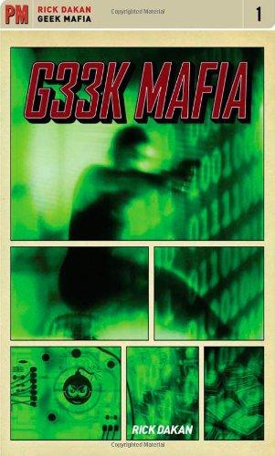 book cover of Geek Mafia