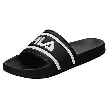 abd05c9af57a Fila Men Sandals Palm Beach Black 46  Amazon.co.uk  Shoes   Bags